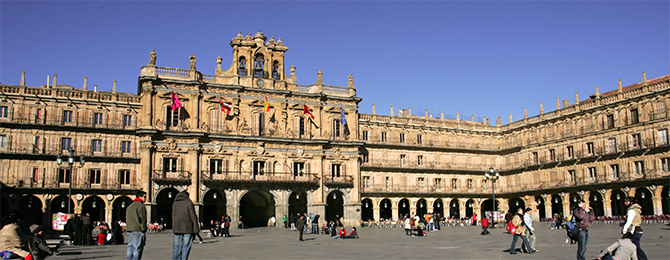 salamanca world heritage site  city guided tour